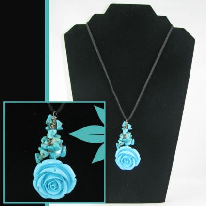 Turquoise Rose Jewelry