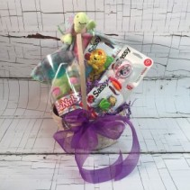 Turtle Baby Gift Basket Perfect New Baby Gift