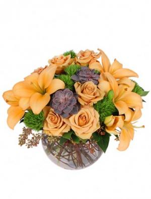 Tuscan Sun Flower Arrangement in Riverside, CA | Willow Branch Florist of Riverside