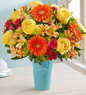 Tuscan Sunrise™ Bouquet  in Valley City, OH | HILL HAVEN FLORIST & GREENHOUSE