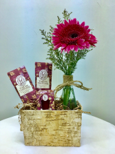 Tuscan Vineyard Basket  Gift Basket