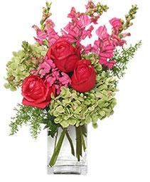 TUTTI FRUITTI Flower Vase