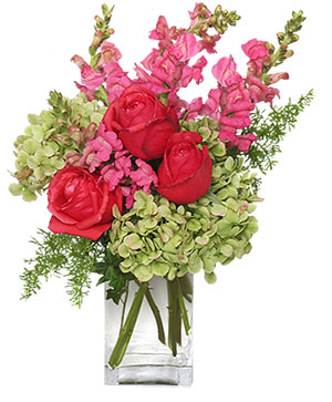 TUTTI FRUITTI Flower Vase in Charlotte, NC | BYRUM'S FLORIST INC.