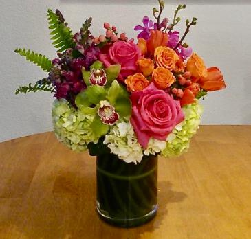 Razzle Dazzle Flower Arrangement
