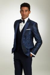 Tuxedo Ike Behar