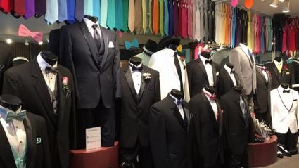 Tuxedo Rental Available