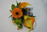 TVF - fall corsage Corsage