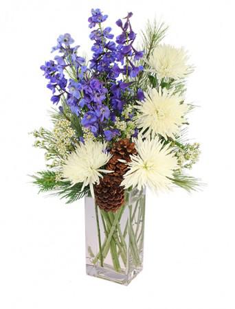 Twas the Night Floral arrangment