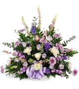 Twilight of Love Basket Sympathy tribute in Woodstock, ON | Smith's Flowers