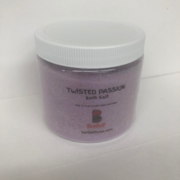 Twisted Passion Bath Salt