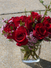 Twisted Roses Dozen Red Roses  $35.00  10
