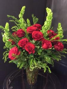 Two Dozen beautiful roses