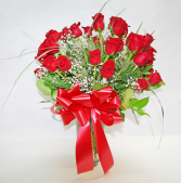 Two Dozen Red Roses Large