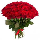 Two Dozen Rose Special Bouquet