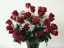 Two Dozen Valentines Day Arrangment Valentine