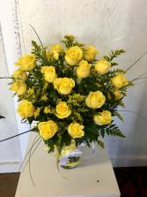 Two Dozen Yellow Rose Of Texas
