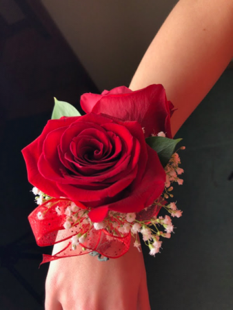 Two rose corsage My favorite