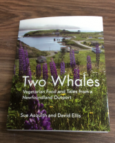 Two Whales Cookbook & Tales NL books