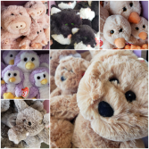 TY Attic Treasurea  Plush animals