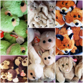 TY Attic Treasures  Plush animals