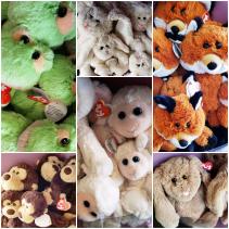 Ty Attic Treasures  Plush Stuffed Animals