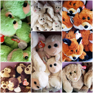 TY Attic Treasures  Plush animals  in Spring, TX | TOWNE FLOWERS