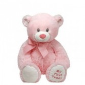 """Ty Classic - Sweet Baby Pink Bear 16"""""""