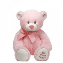 Ty Classic - Sweet Baby Pink Bear 16""