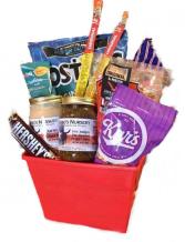 Ultimate Snack Lover Basket  Snack Basket