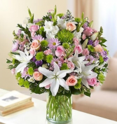 Ultimate Elegance™ - Multicolor Pastel Arrangement