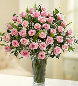 Ultimate Elegance™ Premium Long Stem Pink Roses -   in Clarksville, TN | FLOWERS BY TARA AND JEWELRY WORLD