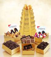 Ultimate Golden Godiva Tower .WGG244-N