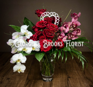 THE YVONNE  in Brattleboro, VT | George J. Brooks Florist LLC