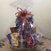 Ultimate Snack Basket Gift Basket