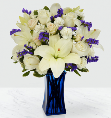 Ultra Blue Popular Blue Bouquet