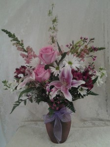 Unconditional Love Arrangement in Athens, AL | ATHENS FLORIST & GIFTS, INC.