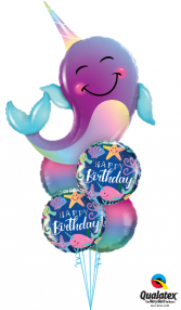 Under The Sea Bouquet Balloons