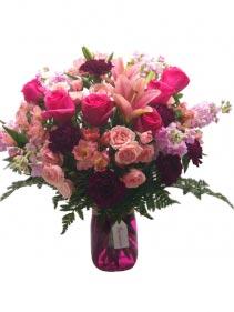 Unforgettable Day Birthday Flower Arrangement