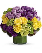 Unforgettable Love Vase Arrangement