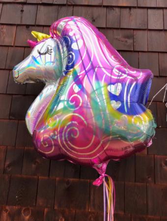Unicorn Balloon Add on