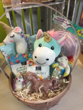 Unicorn Basket!