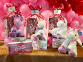 Unicorn Basket Bundle  Valentine's Day