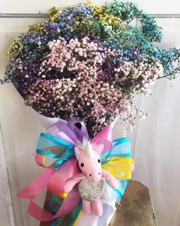 Unicorn Bouquet Miss Mississippi Pageant