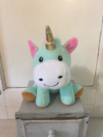 Unicorn Plushie Stuffed Animals