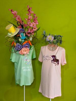 Unicorn Shirts T- shirt in Milton, FL   PURPLE TULIP FLORIST INC.
