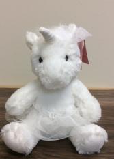 Unicorn with tutu Plush dance gift