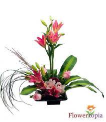 Unique Love flower Arrengement