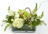 Unique Serenity Flower Arrangement
