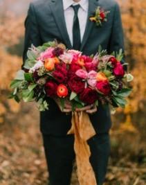 Unique Weddings Bridal Bouquet