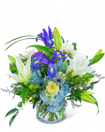 Untamed Beauty Flower Arrangement